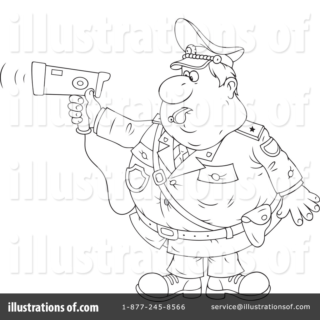 Police Officer Clipart