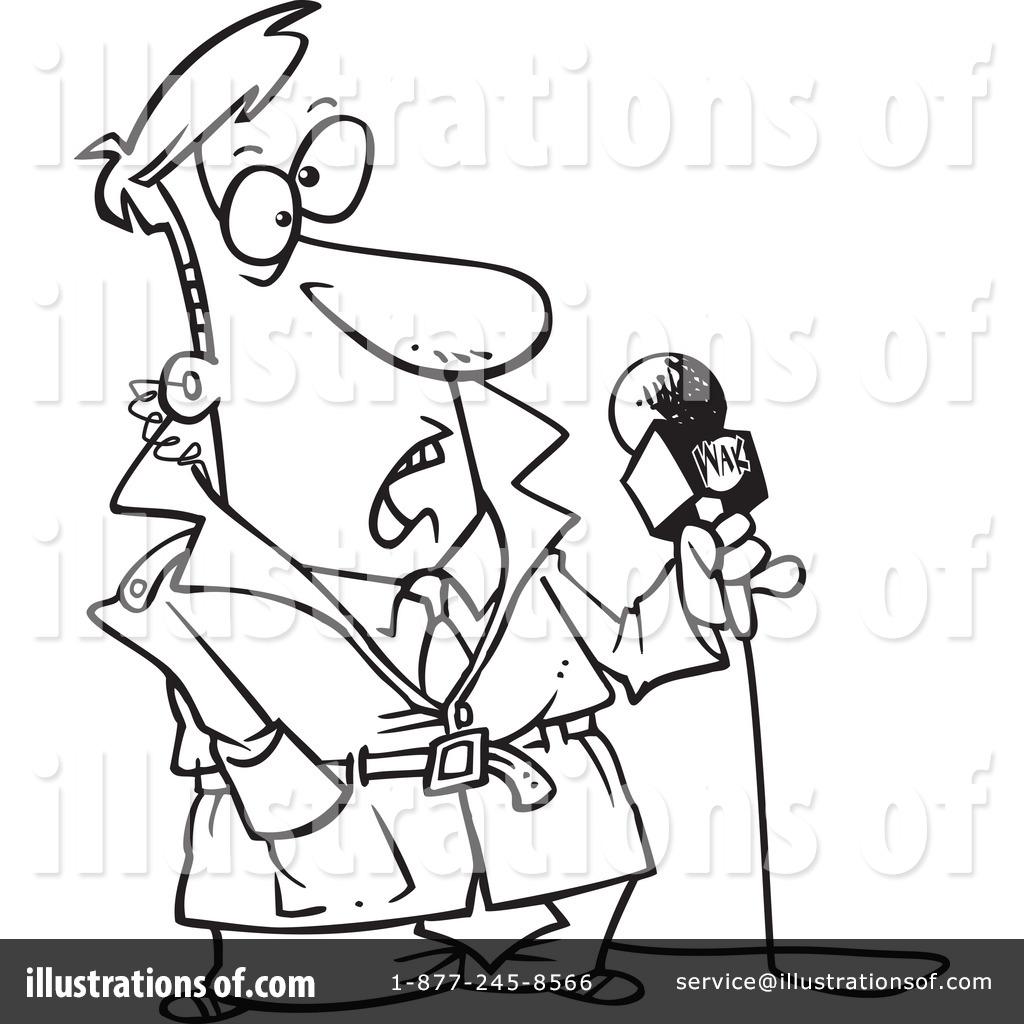 Cartoon Robot Royalty Free Stock Photography