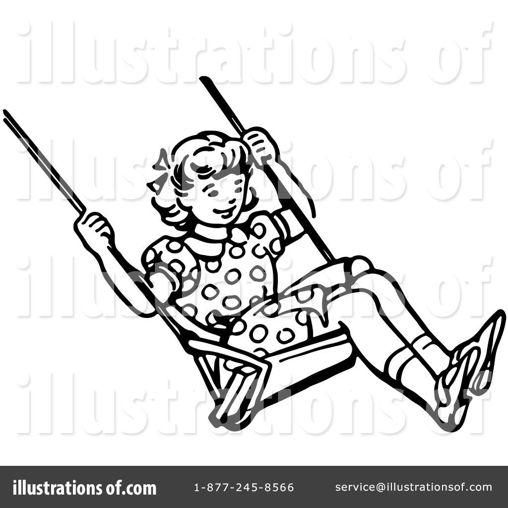 Swinging Clipart