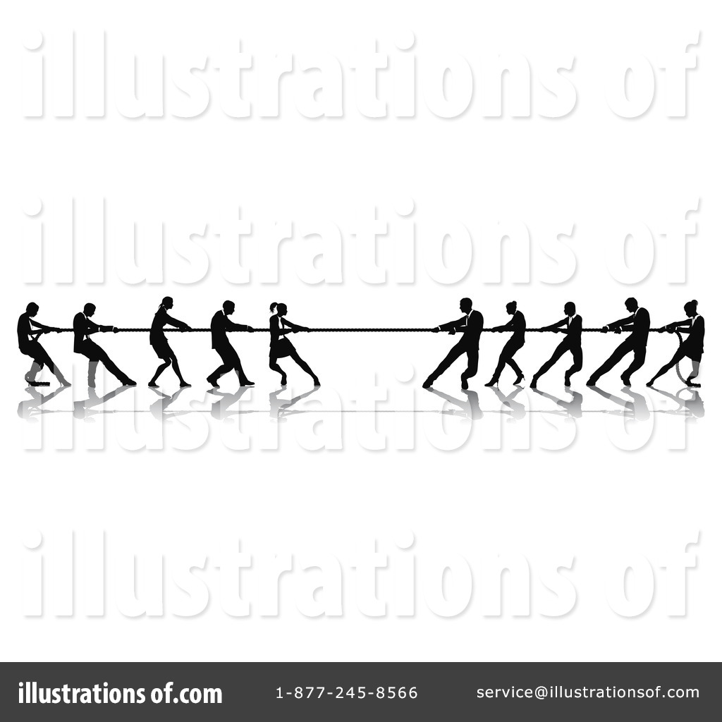 Tug Of War Clipart