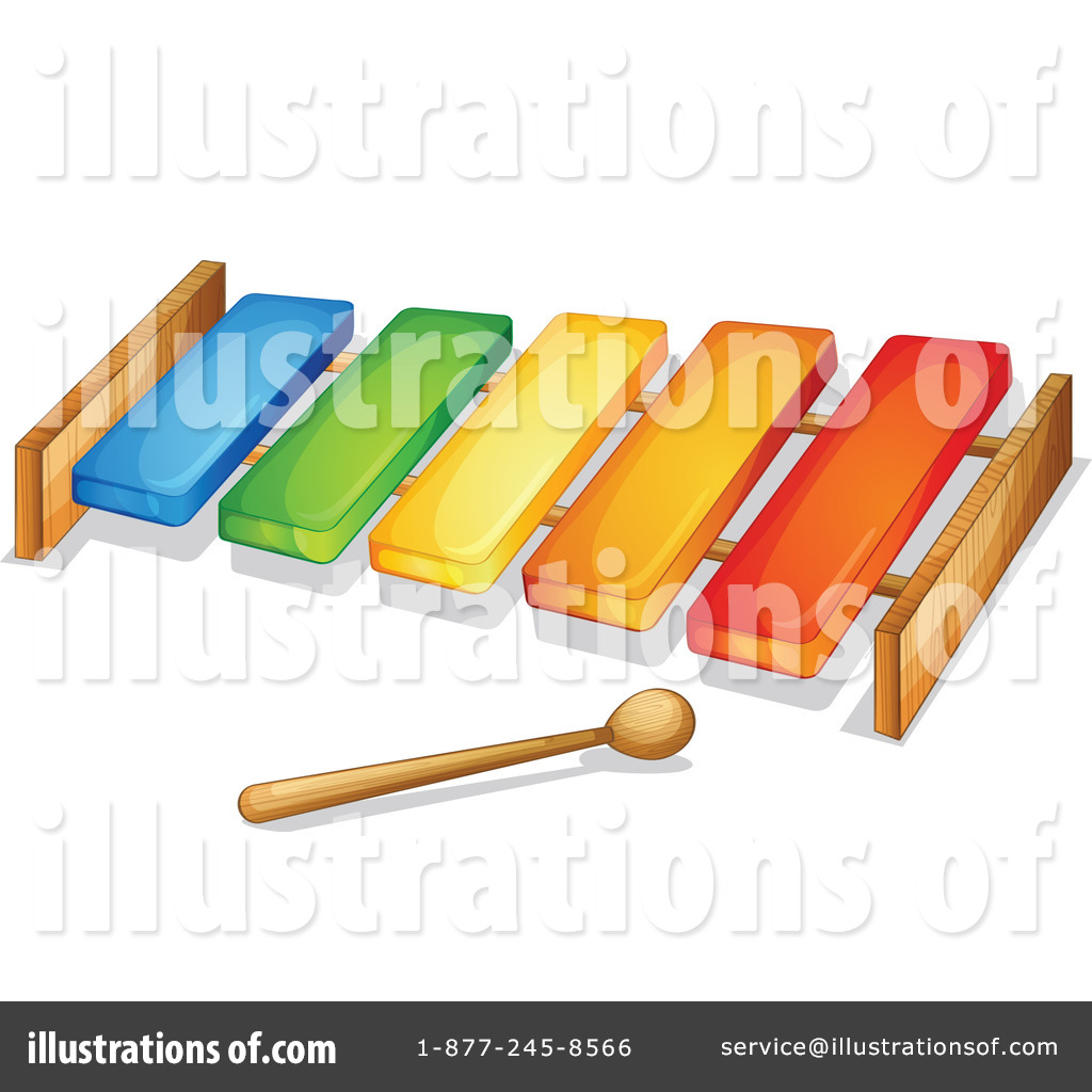 Xylophone Clipart By Colematt