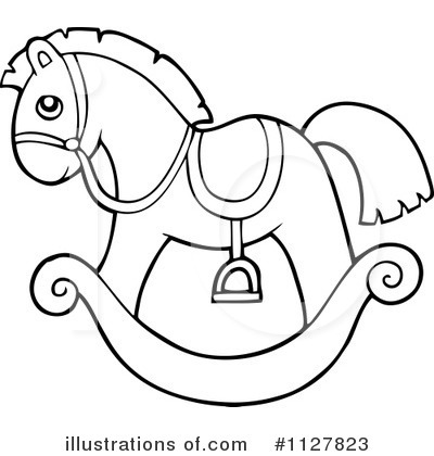 Baby Rocking Horse Coloring Pages. rocking horse coloring pages ...