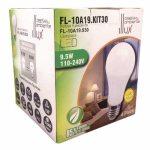 Pack de lámparas FL-10A19.KIT30