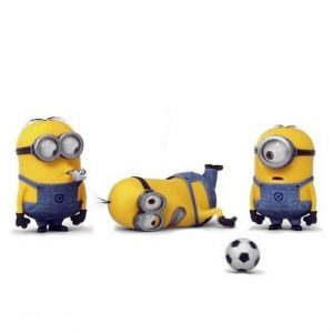 cheap for discount 05ea0 0b19e Minions Big ~ Il Magico Mondo dei Sogni