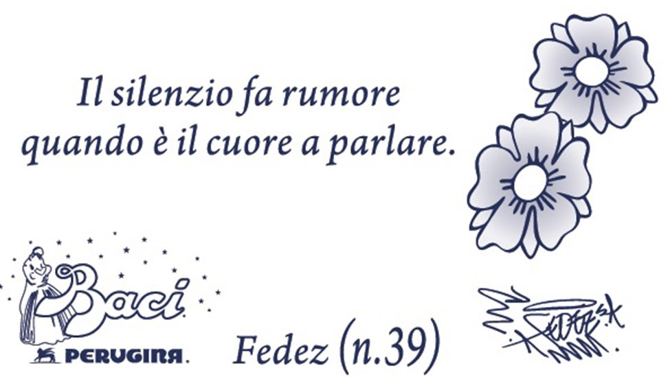 Frasi Canzoni Baci Perugina (12) ~ Il Magico Mondo dei Sogni b5e894a2dfd