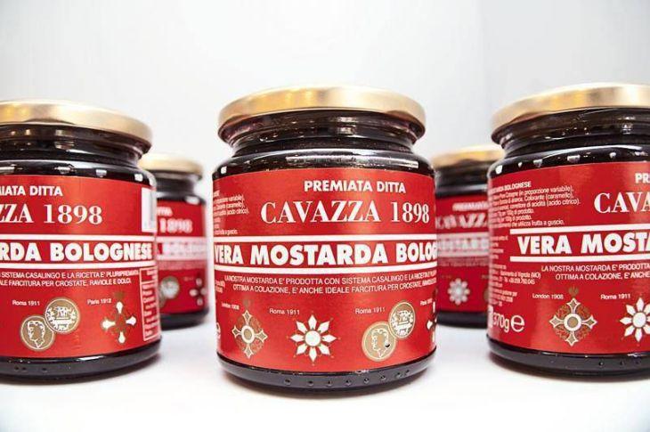 Risultati immagini per mostarda bolognese