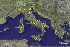 Ecco i siti candidati ad ospitare le centrali nucleari in Italia.