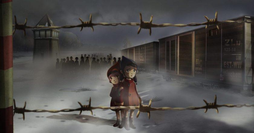 In un cartone animato la storia vera di due bambine italiane scampate a Auschwitz