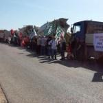 Lotto autostradale Rosolini-Modica, sindacati riprendono la protesta