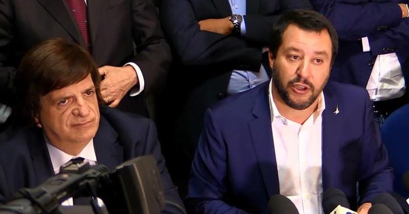 """Rizzotto: """"La Sicilia conferma la stima per Salvini"""""""