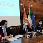 Catania conferenza stampa musumeci