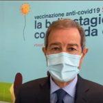 Sicilia: Musumeci vaccini anti Covid