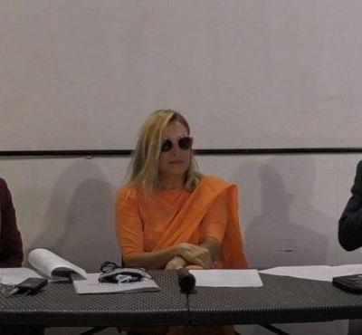 Cateno De Luca e 13 artisti siciliani in tour: crowdfunding per la Casa della musica