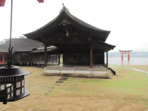 Miyajima Tempio