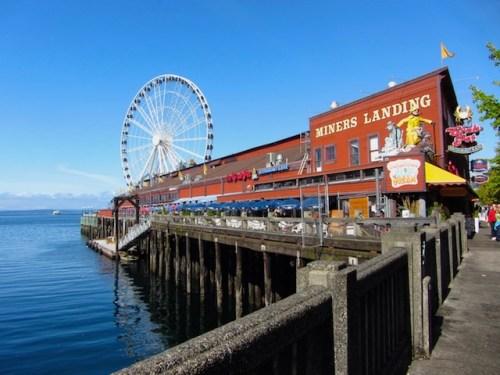 Seattle ferries wheel