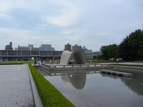 Hiroshima - Peace Memorial Museum