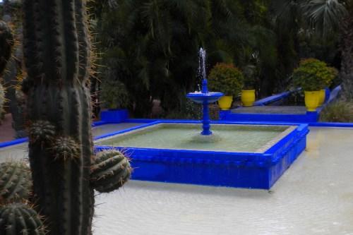 Marrakesh - JardineMajorelle2