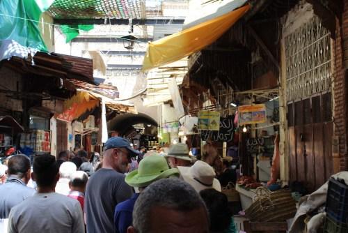 Meknes - medina