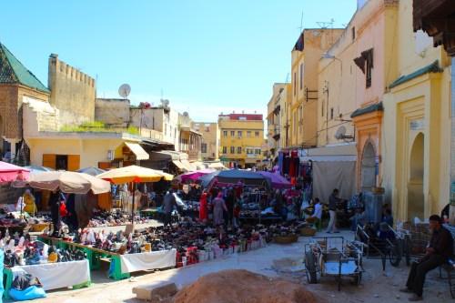 Meknes - mercato