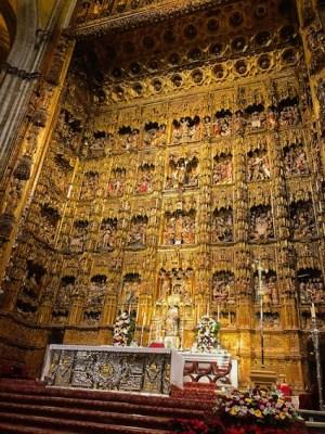 Siviglia - Cattedrale