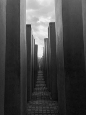 Berlino - Memoriale olocausto