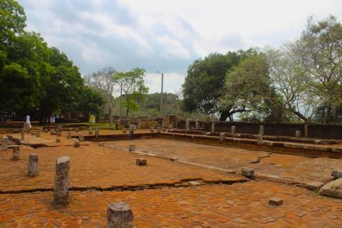 Sri Lanka - Jetavanaramaya Dagobajpg