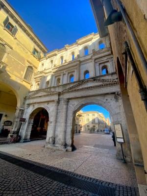 Verona Porta Borsari