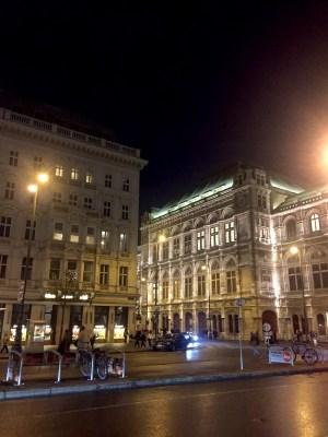 Albertina platz a Vienna
