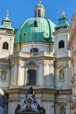 Chiesa di san Pietro a Vienna
