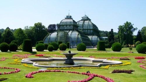 casa delle palme a Vienna