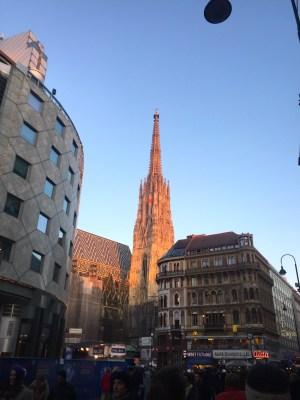 il duomo di Vienna