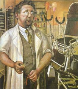 Dr. Hans Koch, the Dermatologist and Urologist, 1921