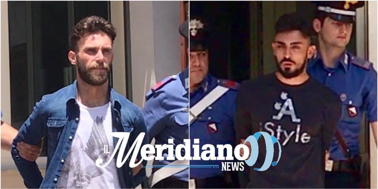 Aggredivano le coppiette con mazze da baseball, arrestati due rapinatori di Casacelle