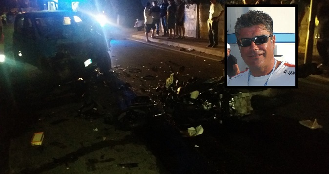 Bacoli, incidente mortale in moto. Ecco come è morto Alfonso Trinchillo