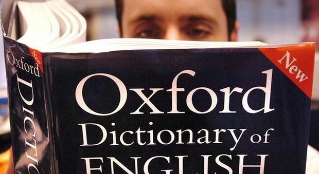 Risultati immagini per OXFORD ENGLISH DICTIONARY COME PAROLA DELL'ANNO