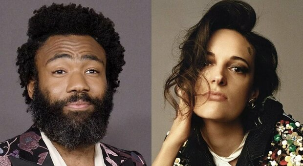 Donald Glover e Phoebe Waller-Bridge