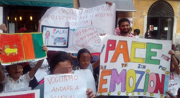 Extra-community children excluded from the canteen in Lodi. Salvini: «No to the cunning»