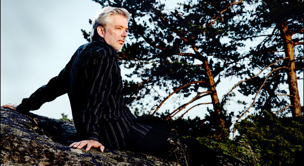 Il direttore d'orchestra Jukka-Pekka Saraste