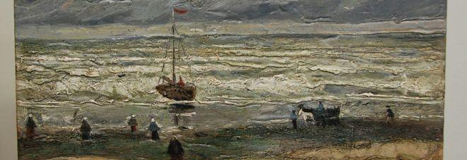 Napoli, trovati due VanGogh rubati al museo di Amsterdam 14 anni fa