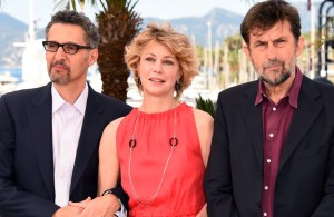 "attends a photocall for ""Mia Madre"" (""My Mother"") during the 68th annual Cannes Film Festival on May 16, 2015 in Cannes, France."