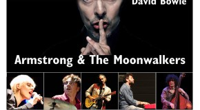 """""""Loving the starman"""": omaggio a David Bowie con 'Armstrong & Moonwalkers'"""