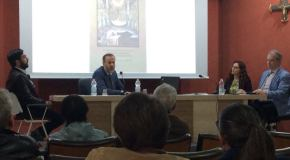 "[VIDEO] Bari, presentato il libro di Antonio Calisi ""I difensori dell'icona"""