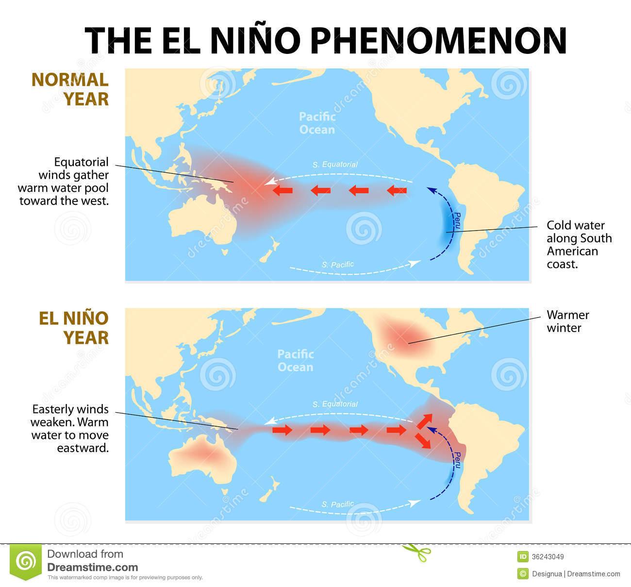 Inverno El Nino Alla Massima Potenza Previsioni Meteo Di