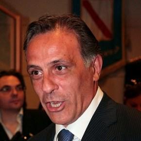 Il consigliere regionale Angelo Marino