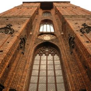 La cattedrale di San Giovanni di Torun