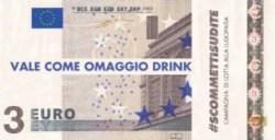 3 euro al giorno