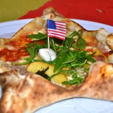 Pizza stella di Antonio Tucci