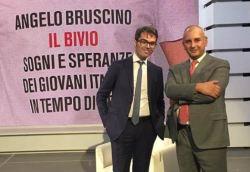 Angelo Bruscino al Tg5