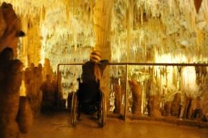 Grotte di Castellana, percorso disabili