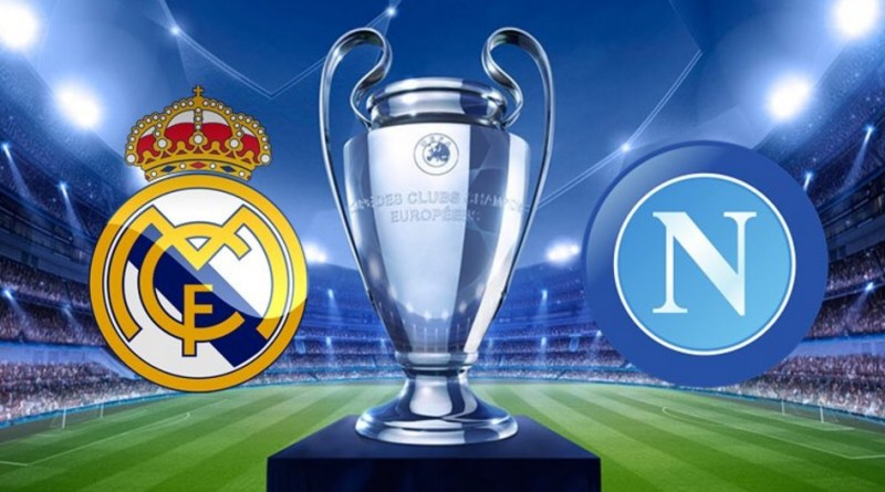 Notte di Champions con #RealNapoli. Segui live l'ottavo di Sarri&Co